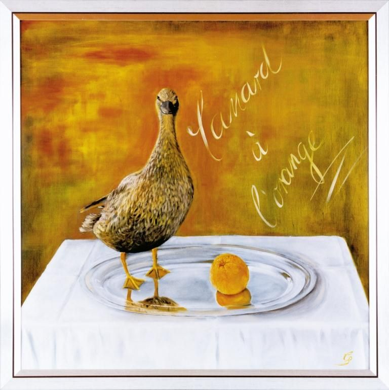 Carolin Wehrmann - Canard a l'orange